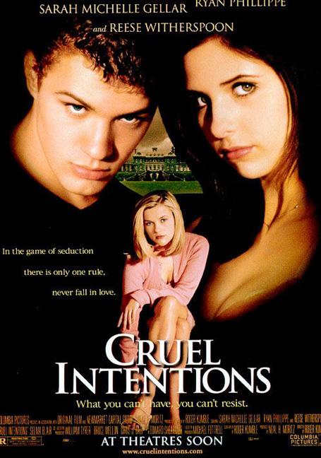 cruel intentions1999 วัยร้ายวัยรัก