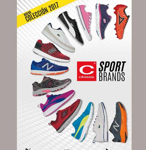Catalogo zapatos deportivo Cklass PV 2017