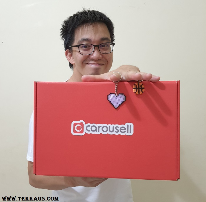 The Average Malaysian Earned RM1,396 on Carousell
