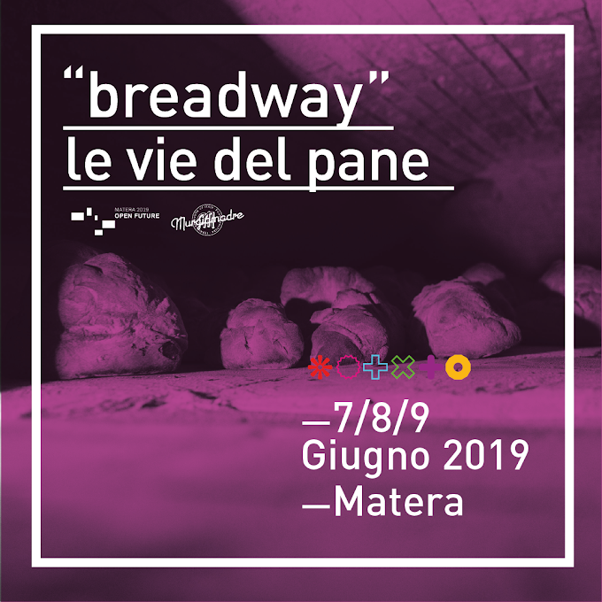 Al via a Matera un viaggio internazionale sulle vie del pane