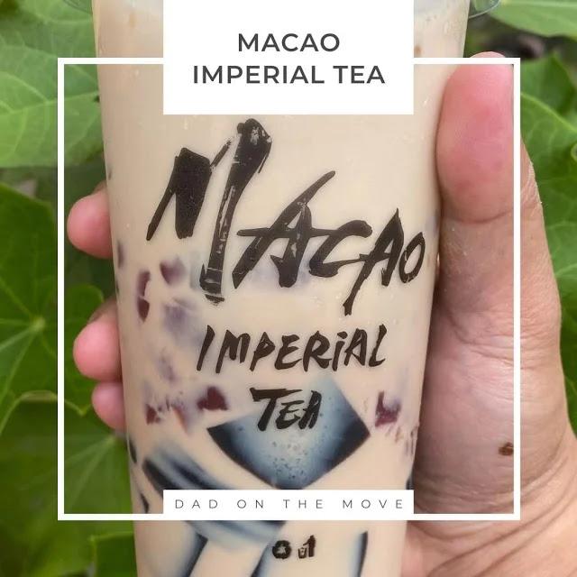 Macao Imperial Milk Tea new flavor