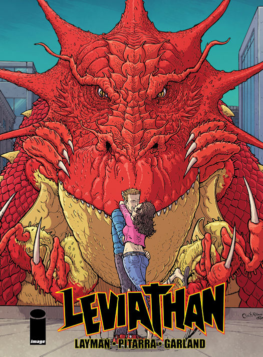 The Qwillery: Leviathan Coming in August