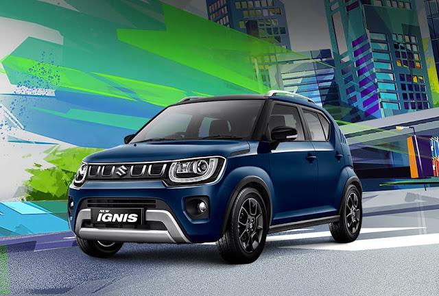 Harga New Suzuki Ignis Surabaya