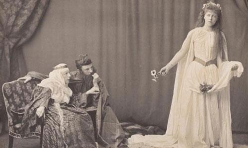 Cucu Rahasia Ratu Victori