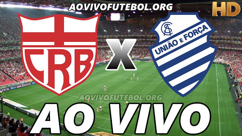 CRB x CSA Ao Vivo HD Online