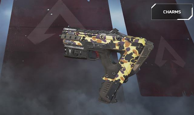 Senjata AR SMG Shotgun Rifle Apex Legends Yang Cocok Untuk Pemula