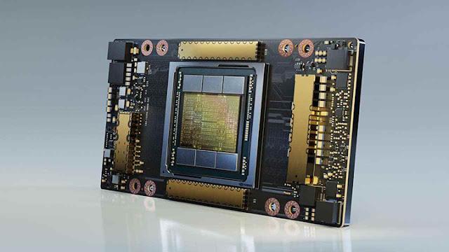 Tampilan Nvidia RTX 3070 Mobile Bocor