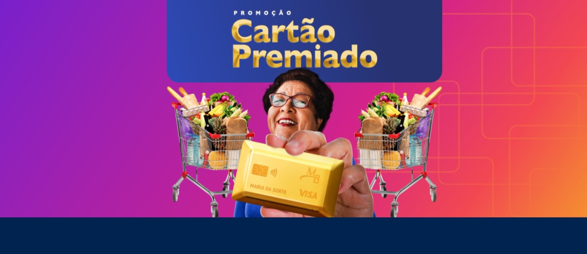 Promoção Compra Premiada Cartão Mercantil Visa Concorra Vales-Compras e 25 Mil Reais