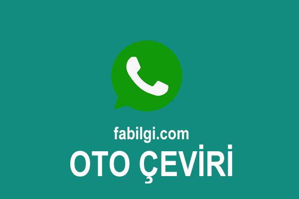 Whatsapp Sohbet Çeviri Uygulaması Her Dilde Sohbet Edin 2021