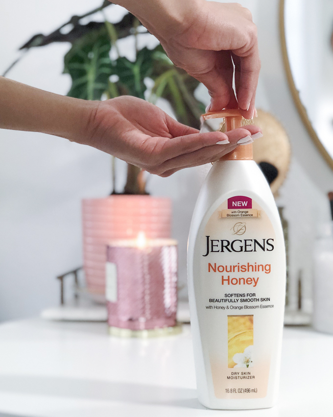 Jergens Nourishing Honey Moisturizer