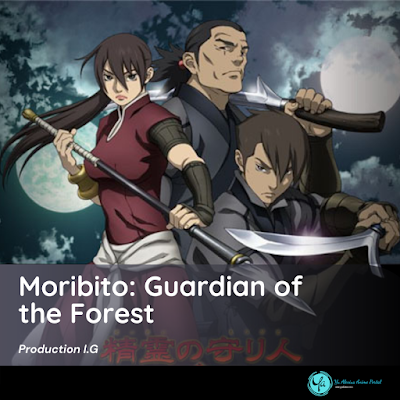 Legend of Tang Similar Anime Moribito Guardian of the Forest