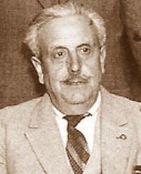 El arbitro de ajedrez Josep Cabré