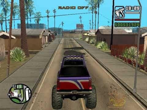 Cara Membidik Auto-Aim GTA San Andreas PC Seperti PS2