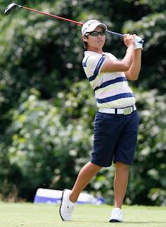 LPGA golfer Yani Tseng