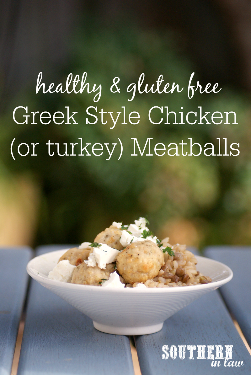 Southern In Law: Recipe: Healthy Greek Style Chicken (or ...