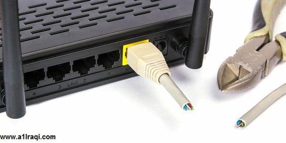 وزارة الاتصالات العراقية تقطع الانترنت لمدة 10 ايام