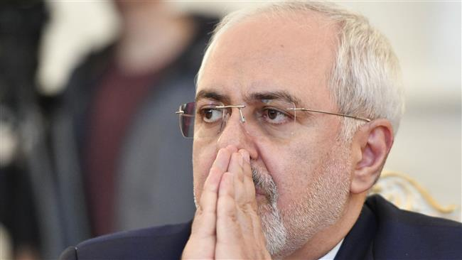 US dangerously increasing regional tensions: Iranian Foreign Minister Mohammad Javad Zarif