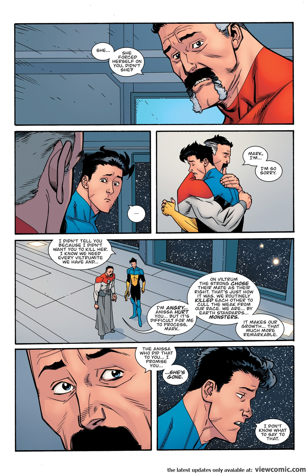 Invincible 137 (2017)  | Vietcomic.net reading comics online for free
