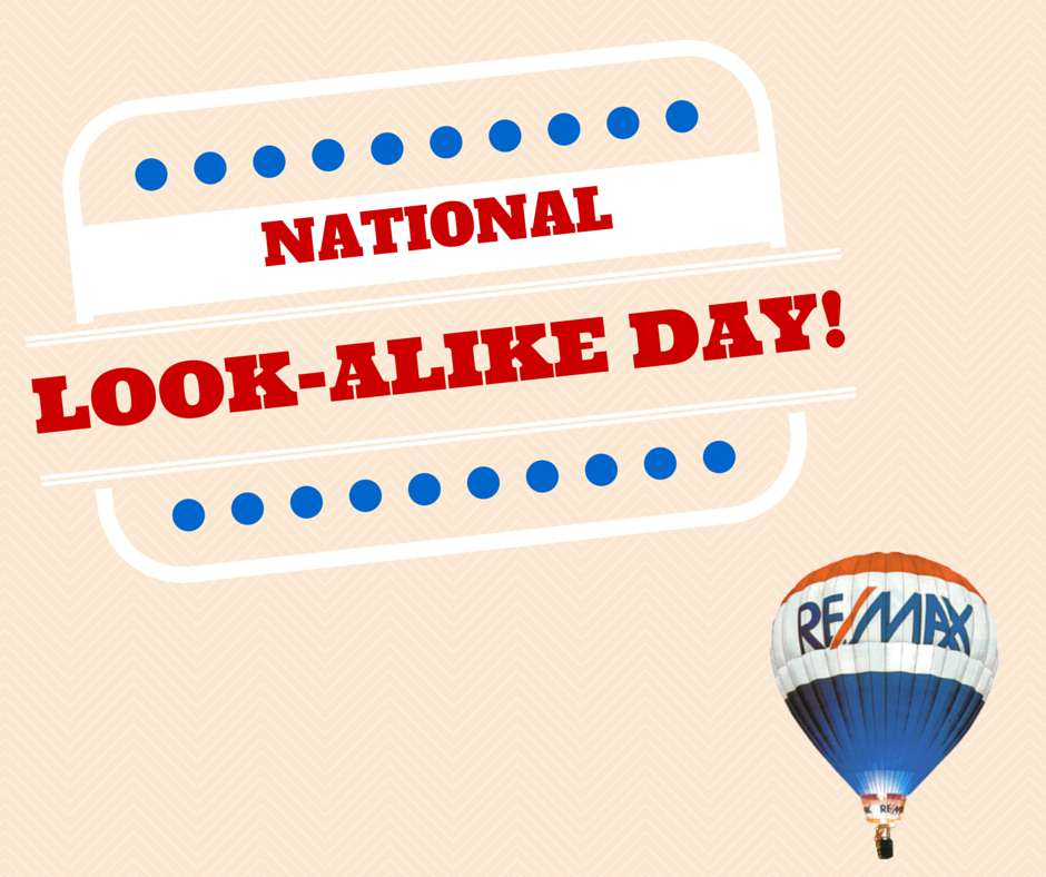 National Look-Alike Day Wishes pics free download