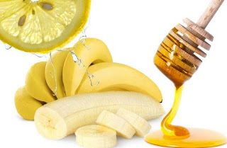 Banana and honey health benefits