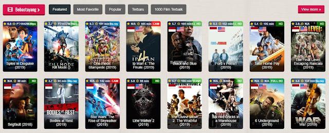 14 Situs Streaming Film Gratis Terbaru Dan Terupdate Pengganti INDOXXI 9