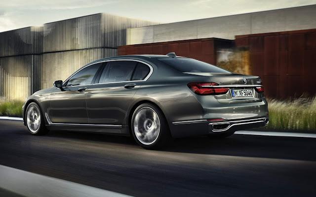 BMW 750Li 2019  preço R$ 774.950 - Brasil