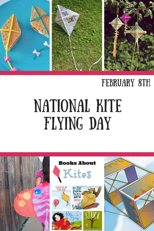 National Kite-Flying Day Wishes
