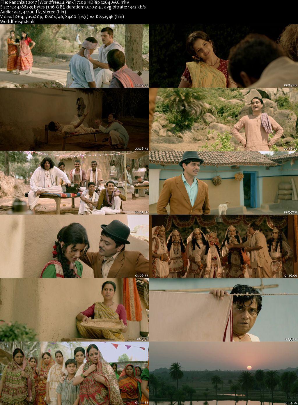 Panchlait 2017 Hindi HDRip 720p