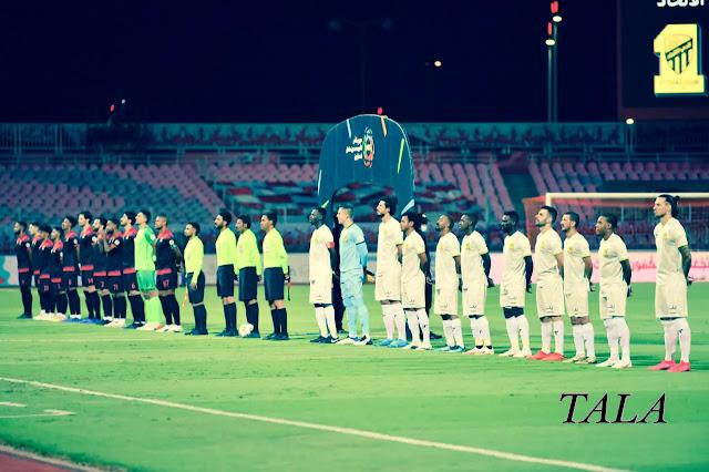 فوز الاتحاد على الوحدة 2-1 في الجولة السابعة من الدوري السعودي