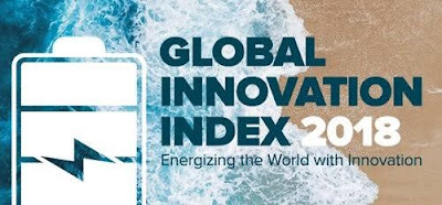 Global Innovation Index GII- 2018 launched in India Highlights