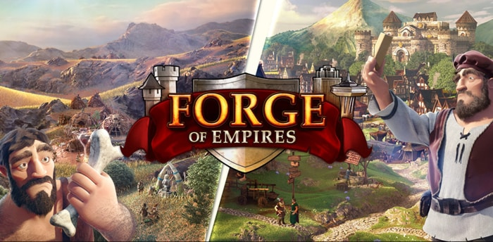 forge of empires Best free games
