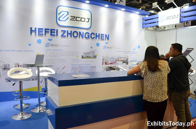 Hefei Zhongchen Exhibition Booth