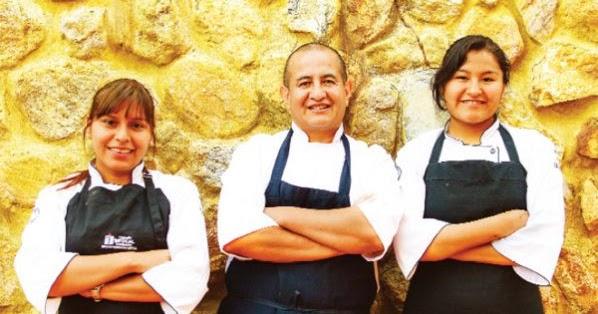 El equipo de salatta el chef dice for Equipo para chef