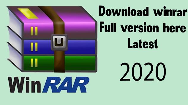 Download-winrar-5.91-full-version