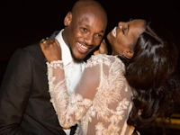 2face as they celebrate 3rd wedding anniversary