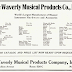 Waverly Musical Products Company