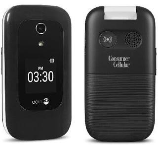 Doro 7050 phone