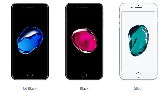 iPhone series 7 and iPhone 7 jet black has been sold Out