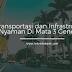 Transportasi dan Infrastruktur Nyaman Di Mata 3 Generasi