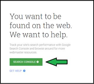 Cara Daftar Google Webmaster Tool