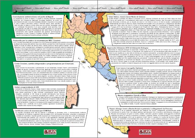 LUGLIO 2020 pag. 4 - NEWS DALL'ITALIA