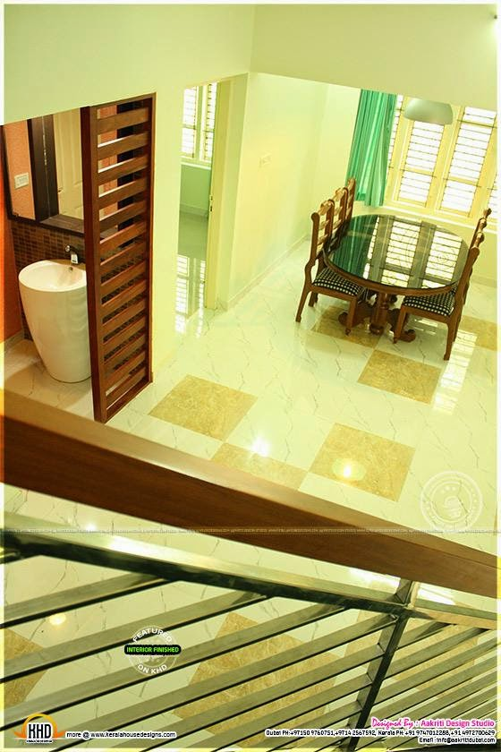 3 Bedroom Attached Finished Villa Kerala Home Design And