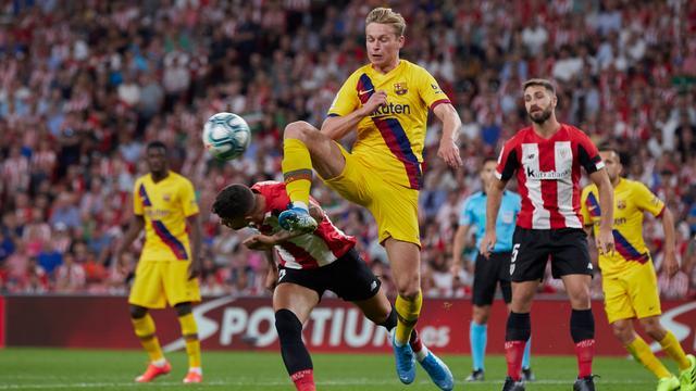 توقيت ومعلق مباراة برشلونة القادمة وأتلتيك بلباو اليوم الخميس والقنوات الناقلة