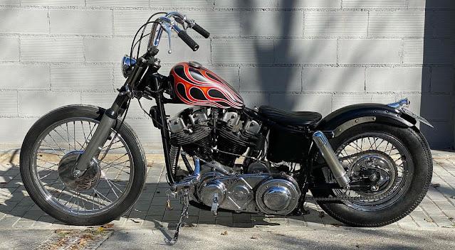 Harley Davidson Shovelhead By Good Motorcycles Hell Kustom