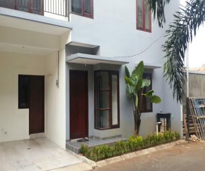 Rumah dijual di Condet Jakarta timur - Cluster Delhi Residence