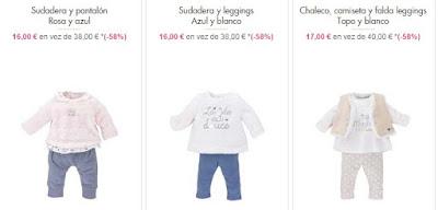 ropa barata para bebes de una gran marca