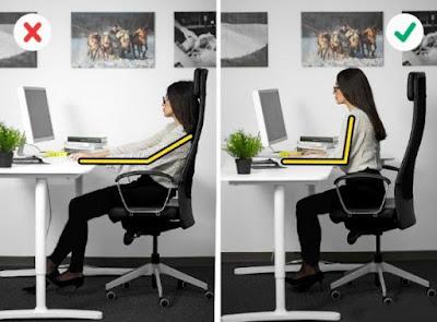 Duy trì thói quen sau đây giúp hạn chế mỡ bụng cho chị em văn phòng-https://moingaysongkhoe.blogspot.com/