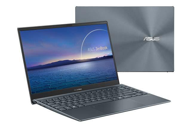 ASUS Introduces ZenBook Series 13 (UX325) and ZenBook 14 (UX425)