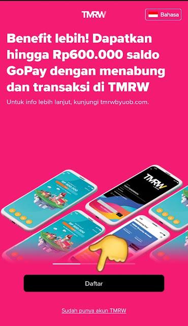 Trik New, Dapatkan Data Internet Gratis Hingga 50GB Dengan Menginstal Apk TMRW