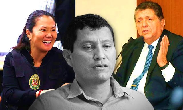 Fuerza Popular y Apra ponen en la mira a jefe de la Diviac, Harvey Colchado Huamaní